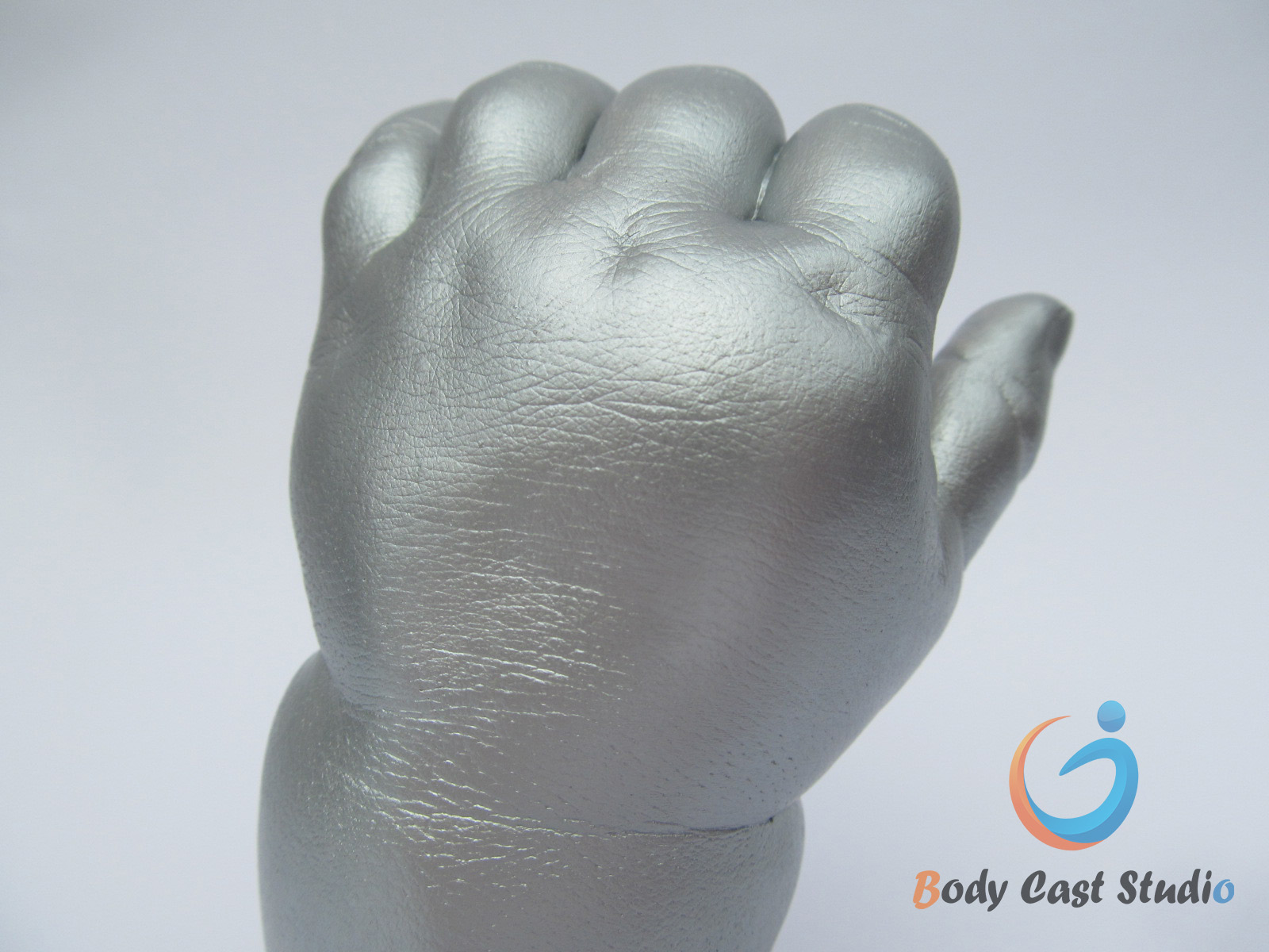 Baby 3d casting kit mini coloured foot handprint 5 6 we help you to do lovely 3d lifecast by yourself at home all what you need to do this successfully included in our kit solutioingenieria Choice Image